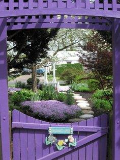 couleur...; violet ...