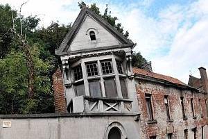 la maison hantée de tournai