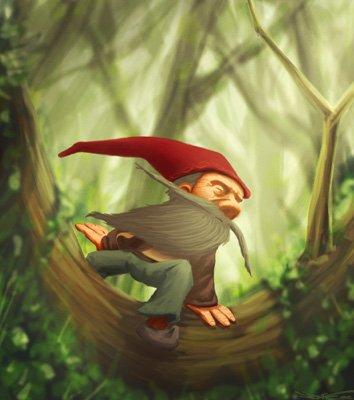 le gnome rouge