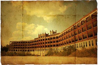 le tunel de la mort du sanatorium de waverly hills