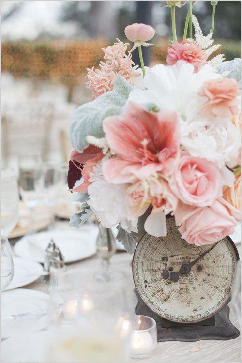 Angie Nick's wedding flowers