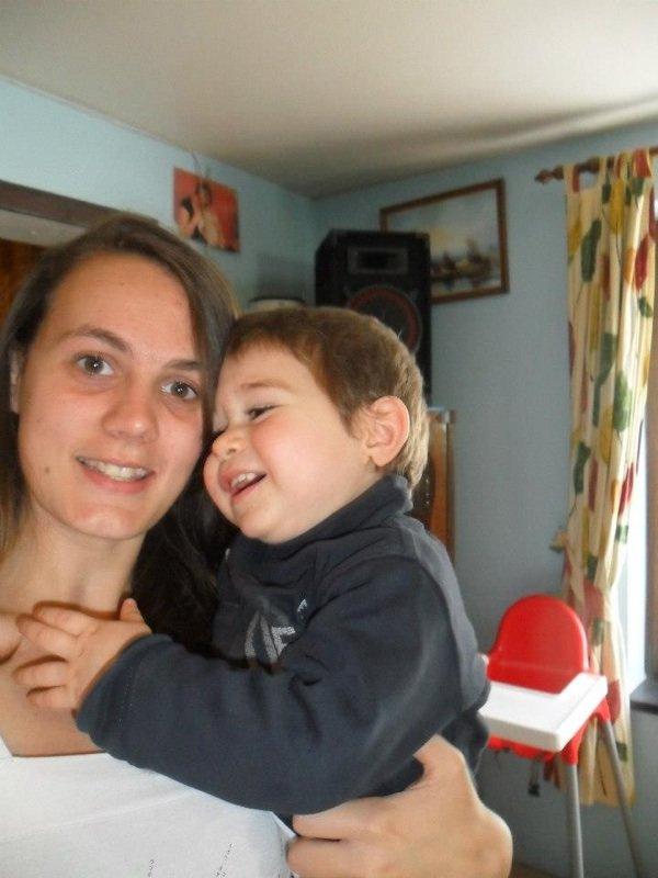 Mon petit prince et moi!