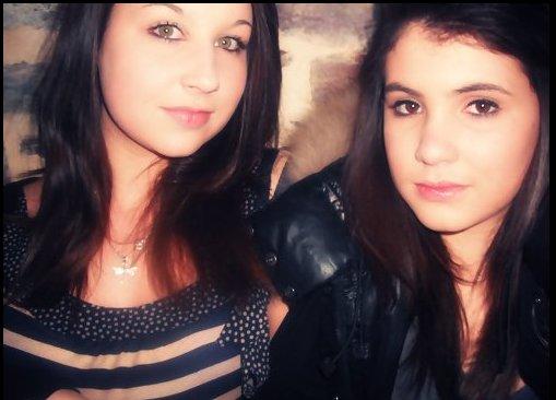 »Ma soeur , ma bébé , mon boheure .♥