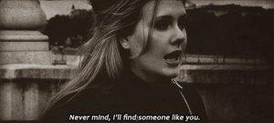 J'ai besoin de toi, même si je sais que toi, t'arrive tres bien a te passer de moi...