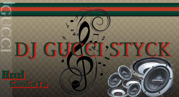 Gucci Riddim (Dj GucciStyck) (2011)
