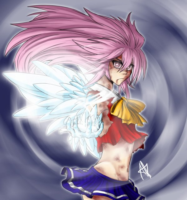 WENDY MARVELL DRAGON FORCE