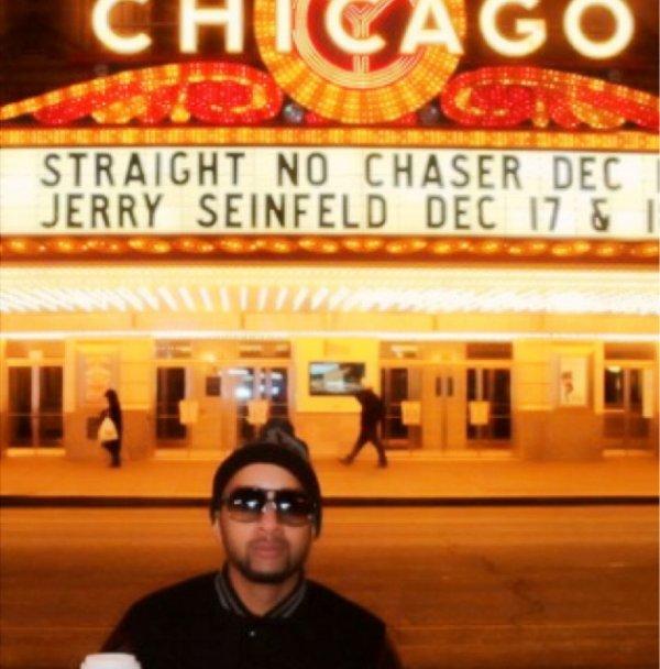 moubaraka a Chicago