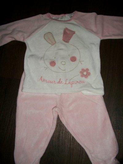 pyjama 18mois comme neuf