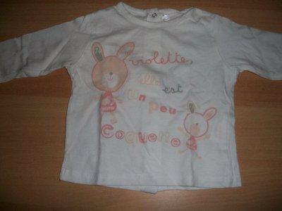 t shirt 9mois