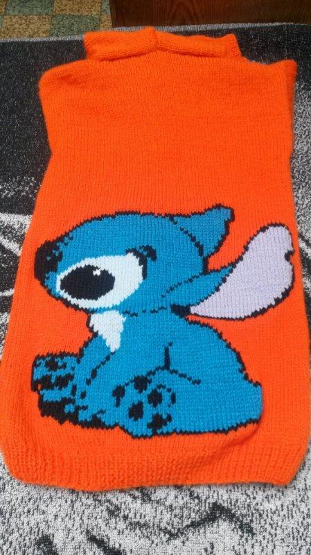 Gilet Stitch