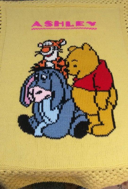 Couverture Winnie et ses amis