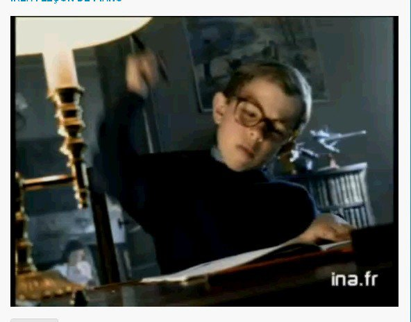 ikea leçon de piano