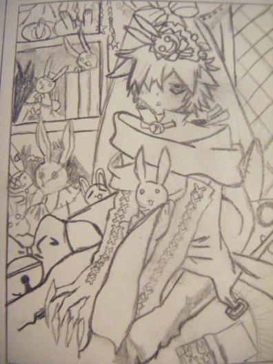 un autre dessin de moi =)