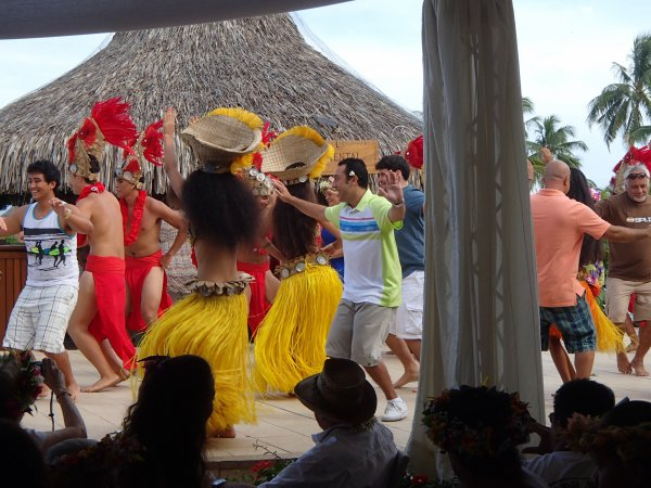 Fête des mères à Tahiti