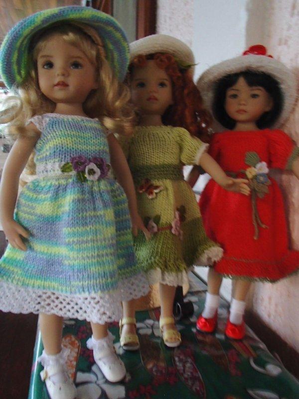 Mes trois princesses