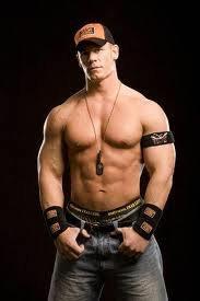 Sexyyy le John Cena !!!!! :D