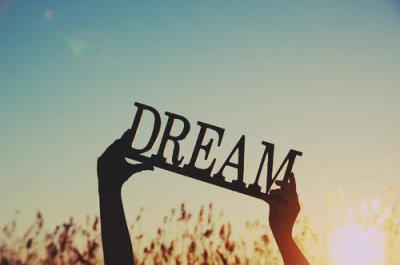 Ma vie est un rêve continu