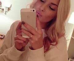 En mode blonde =)
