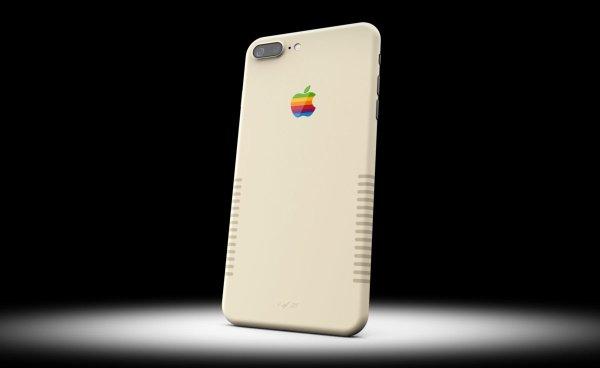 iPhone 7plus rétro édition ...•*