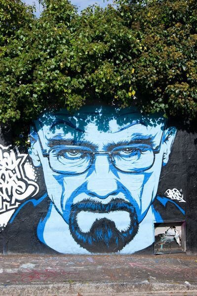 Street art.....