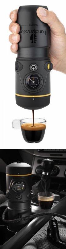 Super bonne idée....un bon café espresso...•*