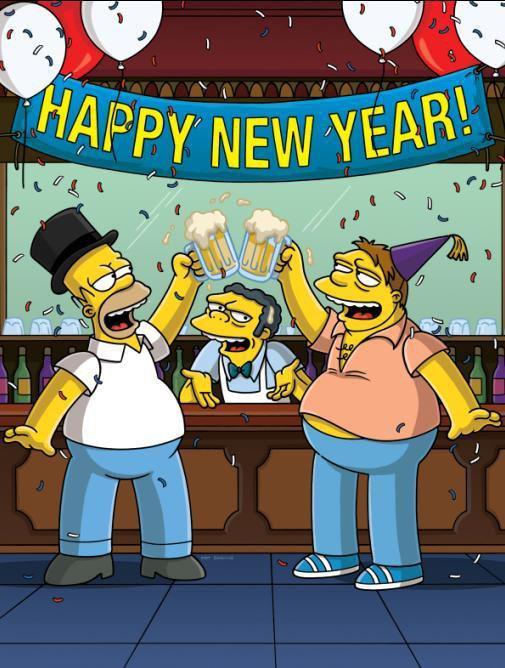 Bonne année 2011 à tous et à toutes