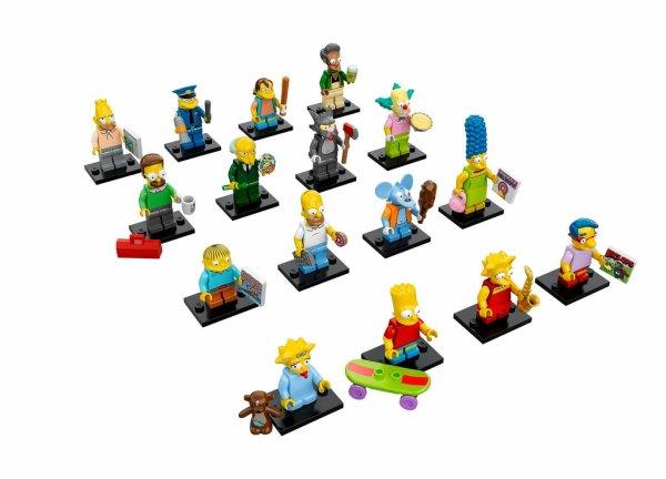 Les minifigs LEGO enfin dévoilées !