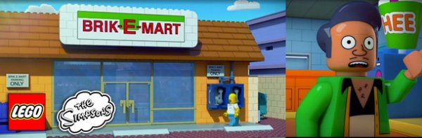 Le Mini-Marché en LEGO