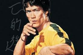Bruce Lee, le petit dragon, un homme formidable