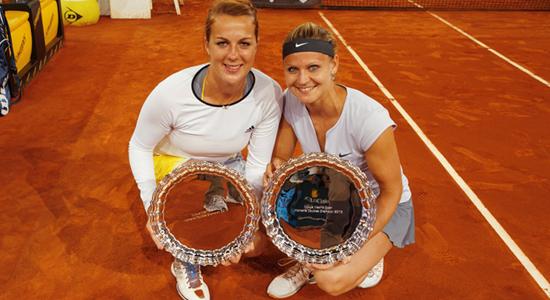 » Mutua Madrid Open 2013: Deuxième titre en double pour Nastia et Lucie
