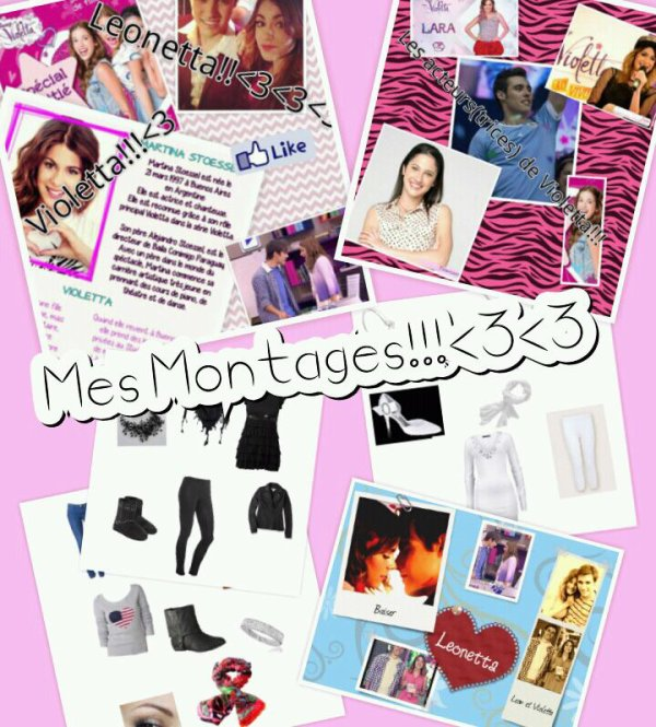Montages!!