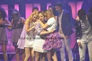Accident à Valenciennes au Concert de La troupe de Violetta
