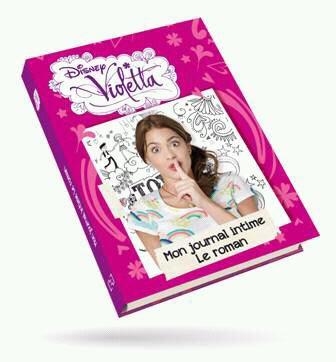 Le roman,Journal Intime Violetta!!!