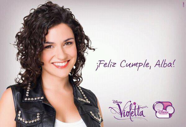 Bon Anniversaire Alba !!!