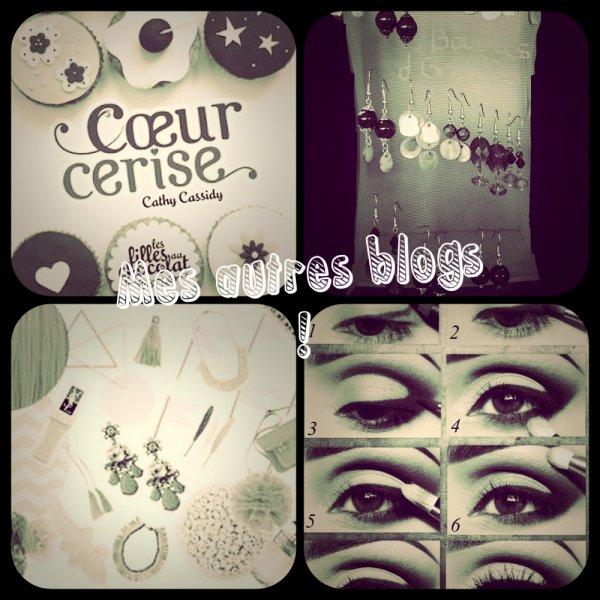Autres blogs !