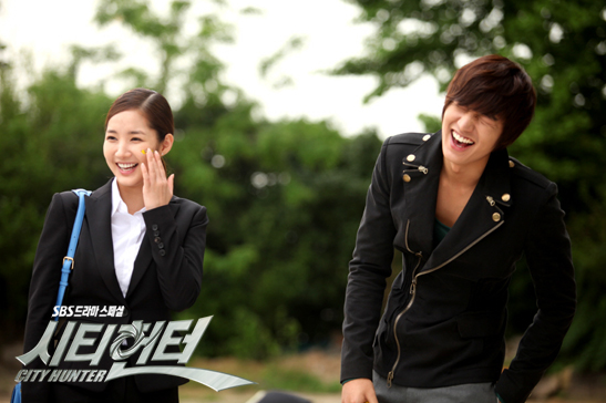 City Hunter!