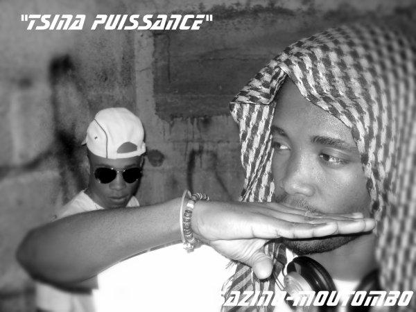 """Tsina puissance"" feat sazino et Jacksy"