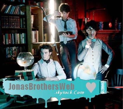 JBWeb, ta première source française sur les Jonas Brothers !