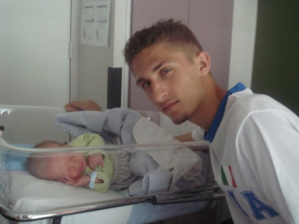 Moi et mon fils Mathias