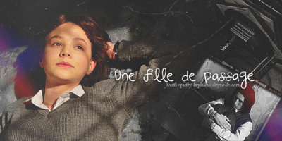 Une fille de passage (section Harry Potter)