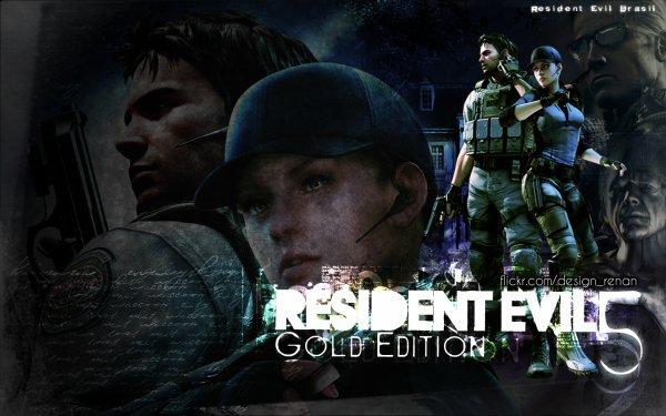 RESIDENT_EVIL 5 - GOLD EDITION.