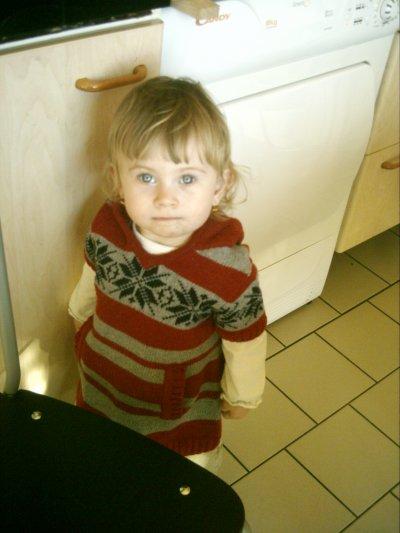 (l)c ma petite puce a 2 ans(l)