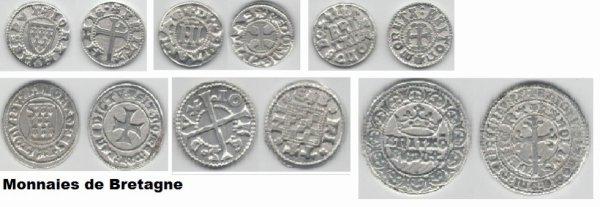 Monnaies de Bretagne