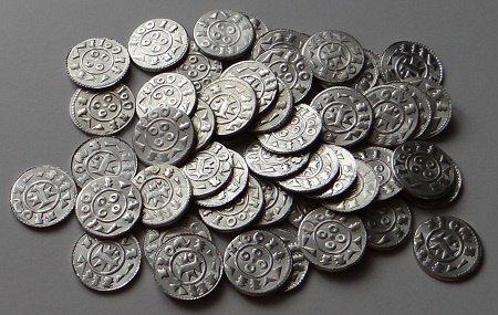 Un trésor pour les fêtes médiévales ?