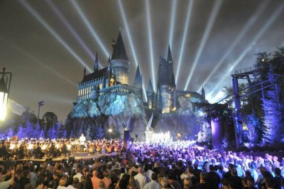 Pour un parc d'attraction d'Harry Potter en France