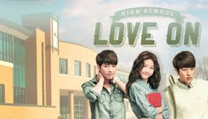 Hi school : love on