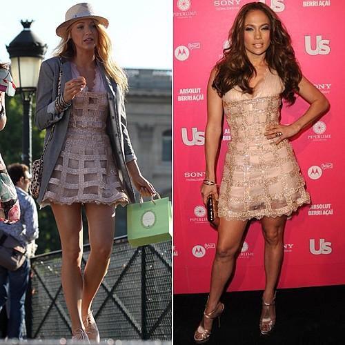 Blake VS J-Lo, qui la porte le mieux?