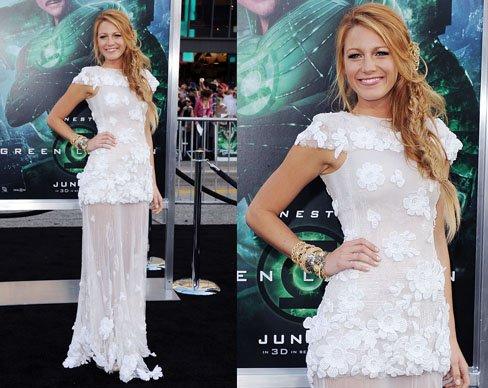 La dentelle n'est pas encore tout à fait out, les stars la porte encore! Après, reste à choisir votre camp : Blanche comme la robe de Blake Lively ou noire comme celle d'Emma Watson ?