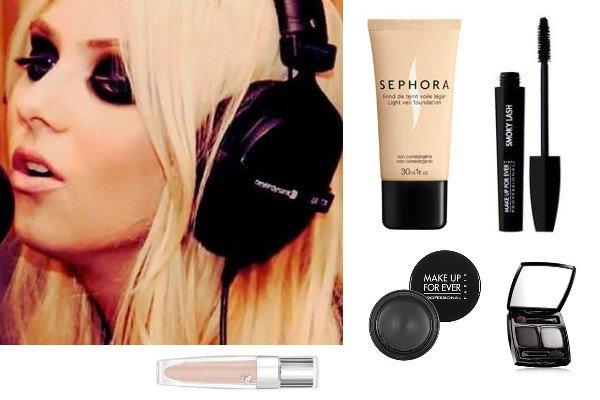Le makeup de... Taylor Momsen