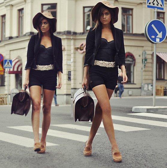 Les 5 looks Hype de la semaine :)